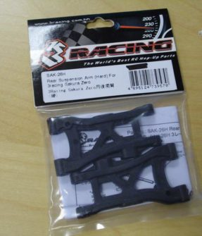 rc auto 3racing turnigy