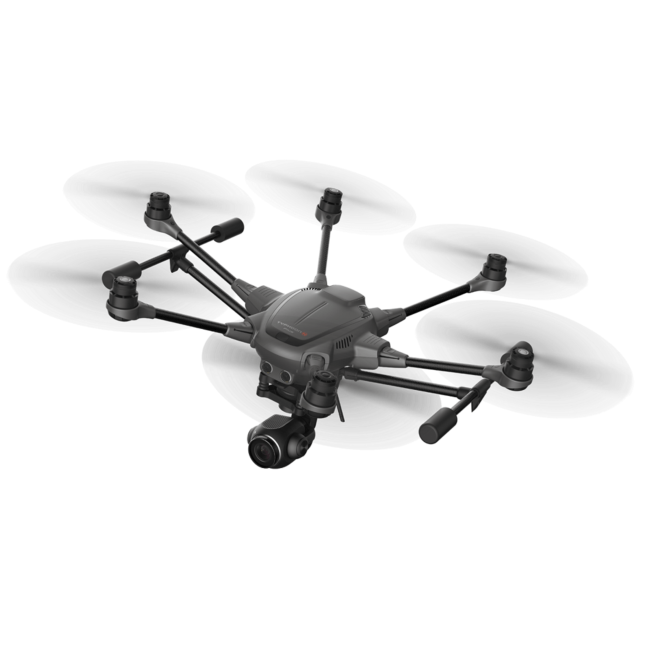 YUNEEC Typhoon H Plus profi hexacopter