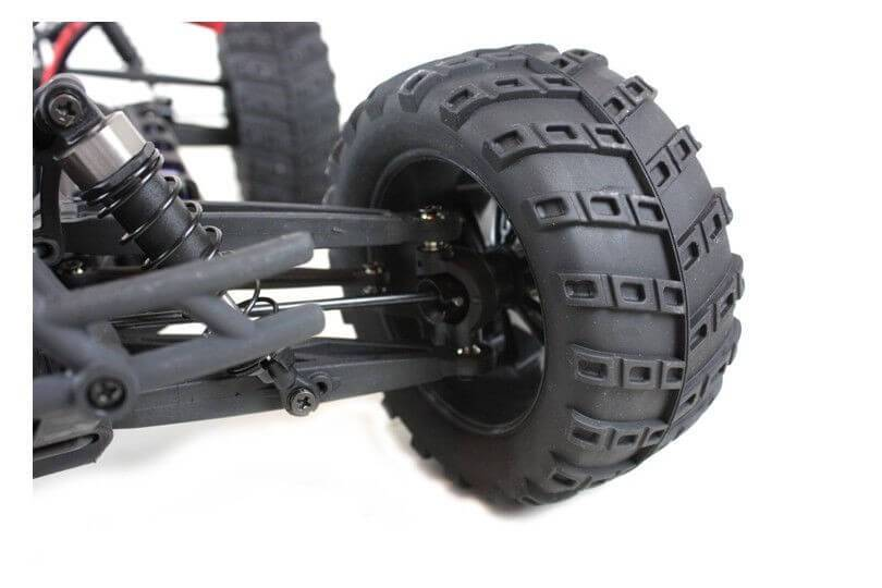 Himoto Boowie E10MT 4WD Monster Truck 1:10 2.4GHz