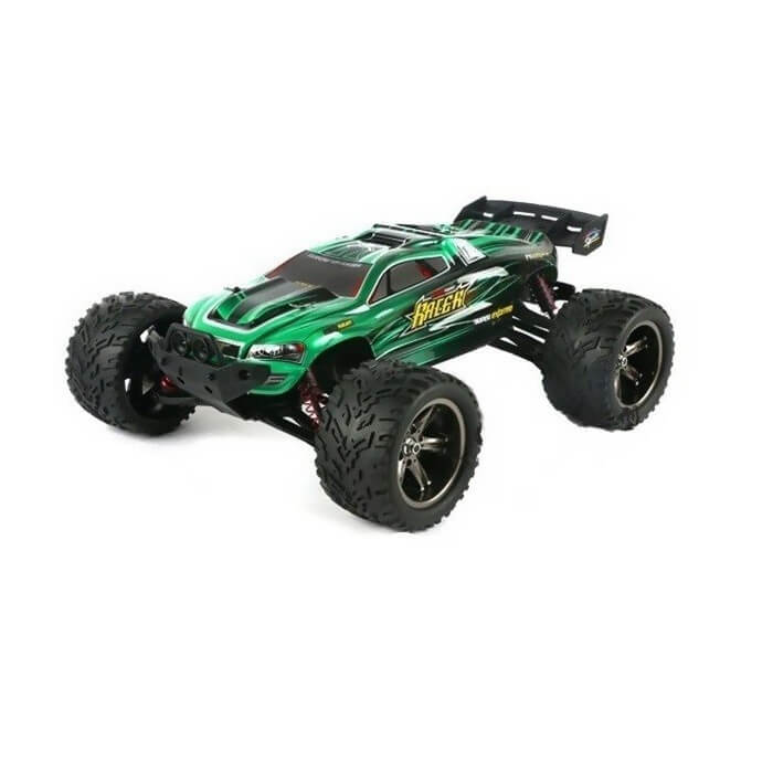 XLH Monster Truck 9116 1:12 2WD 2,4GHz zöld