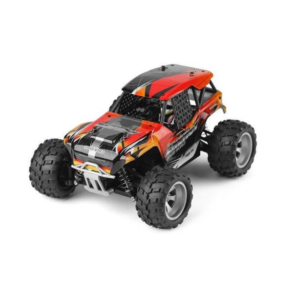 WLtoys Terepjáró 1:18 4WD 2.4GHz 18405
