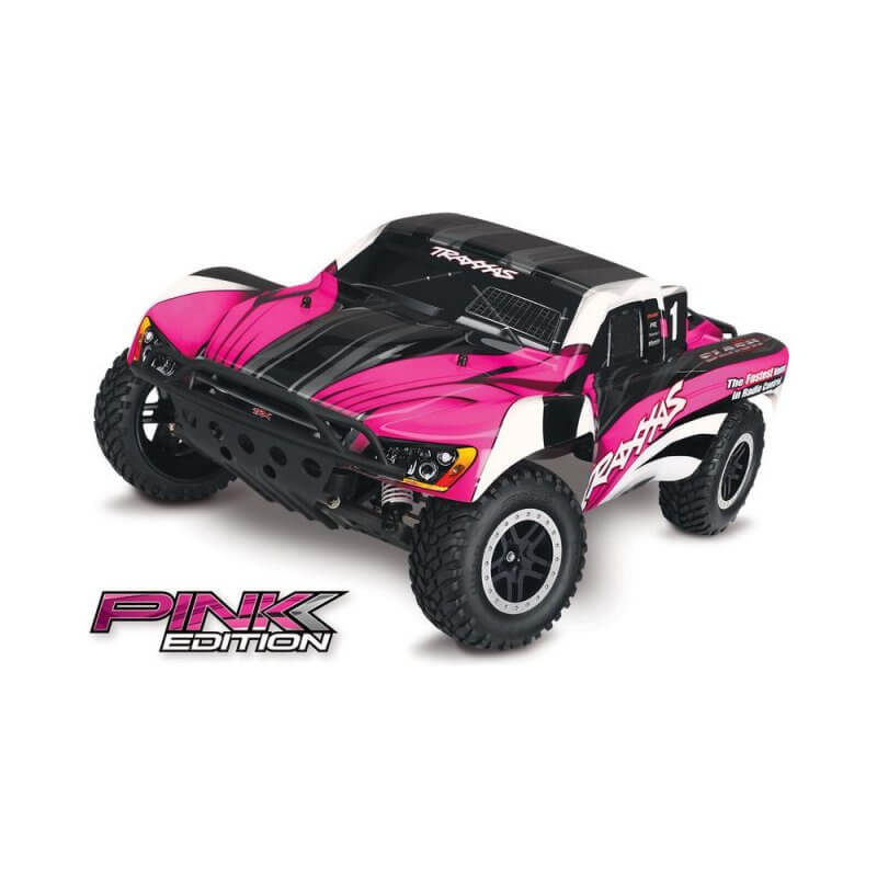 Traxxas Slash Short Course 1:10 Pink Edition RC modell