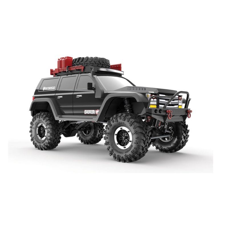 Redcat Racing Everest Gen7 Pro RC Triál Crawler - Black Edition