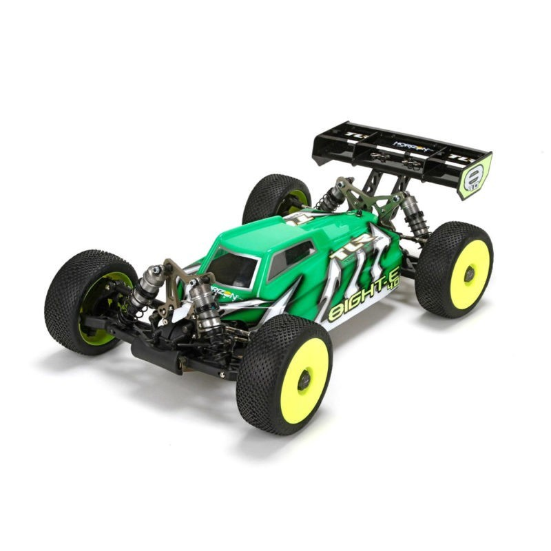Team Losi Racing 8IGHT-E 4.0 1/8 Elektromos Buggy Kit