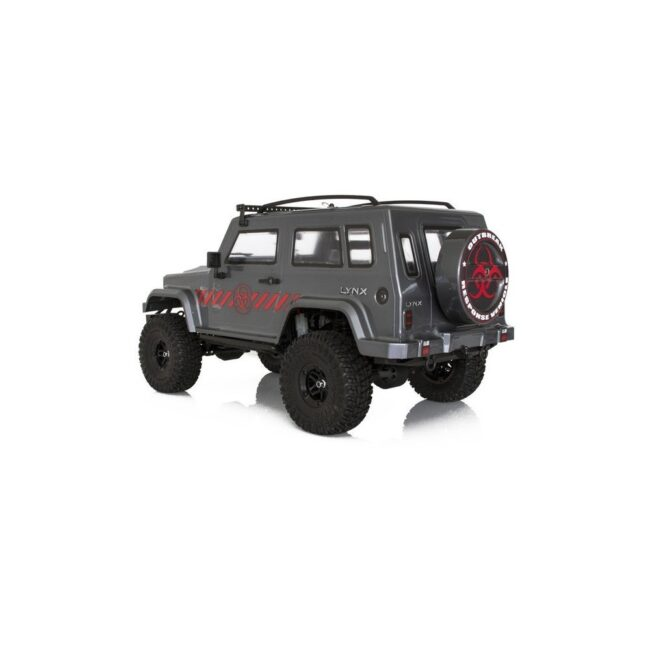 Carisma SCA-1E Lynx Rock Scale Crawler 1/10 RTR (285mm)