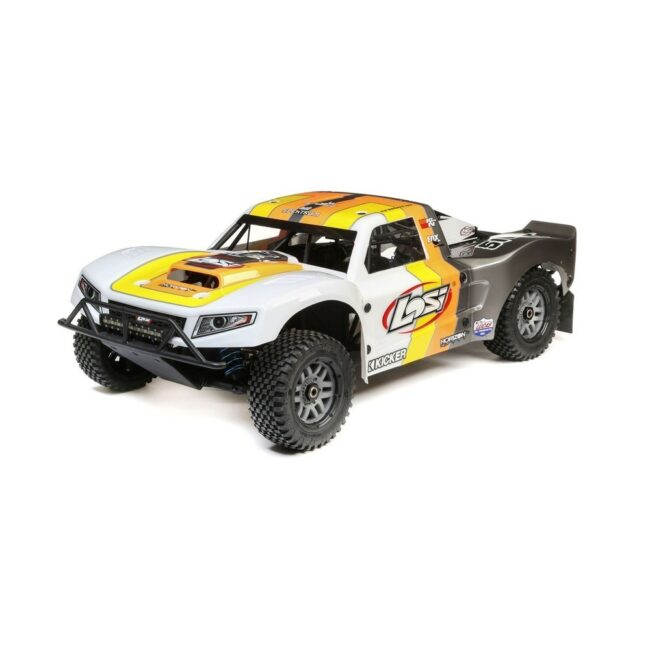 Losi 1/5 5ive-T 2.0 4wd SCT Gas BND Orange